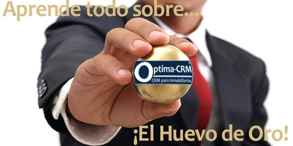 El Huevo de Oro: Optima-CRM