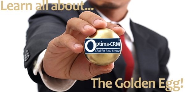 The Golden Egg: Optima-CRM