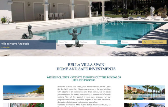 BellaVilla-web